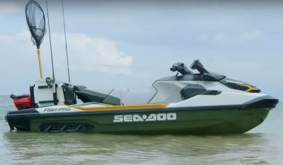 Sea-Doo Launches New Jet Ski Specifically Geared Towards