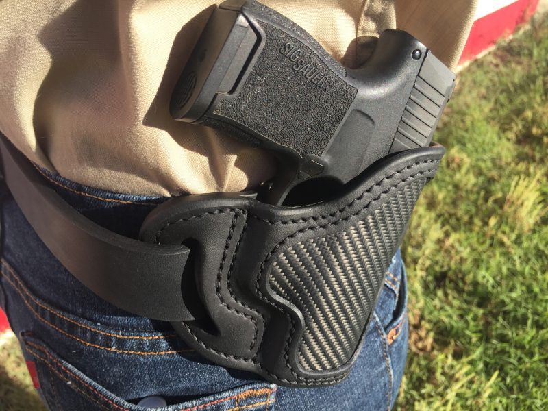 Project Stealth holster 9