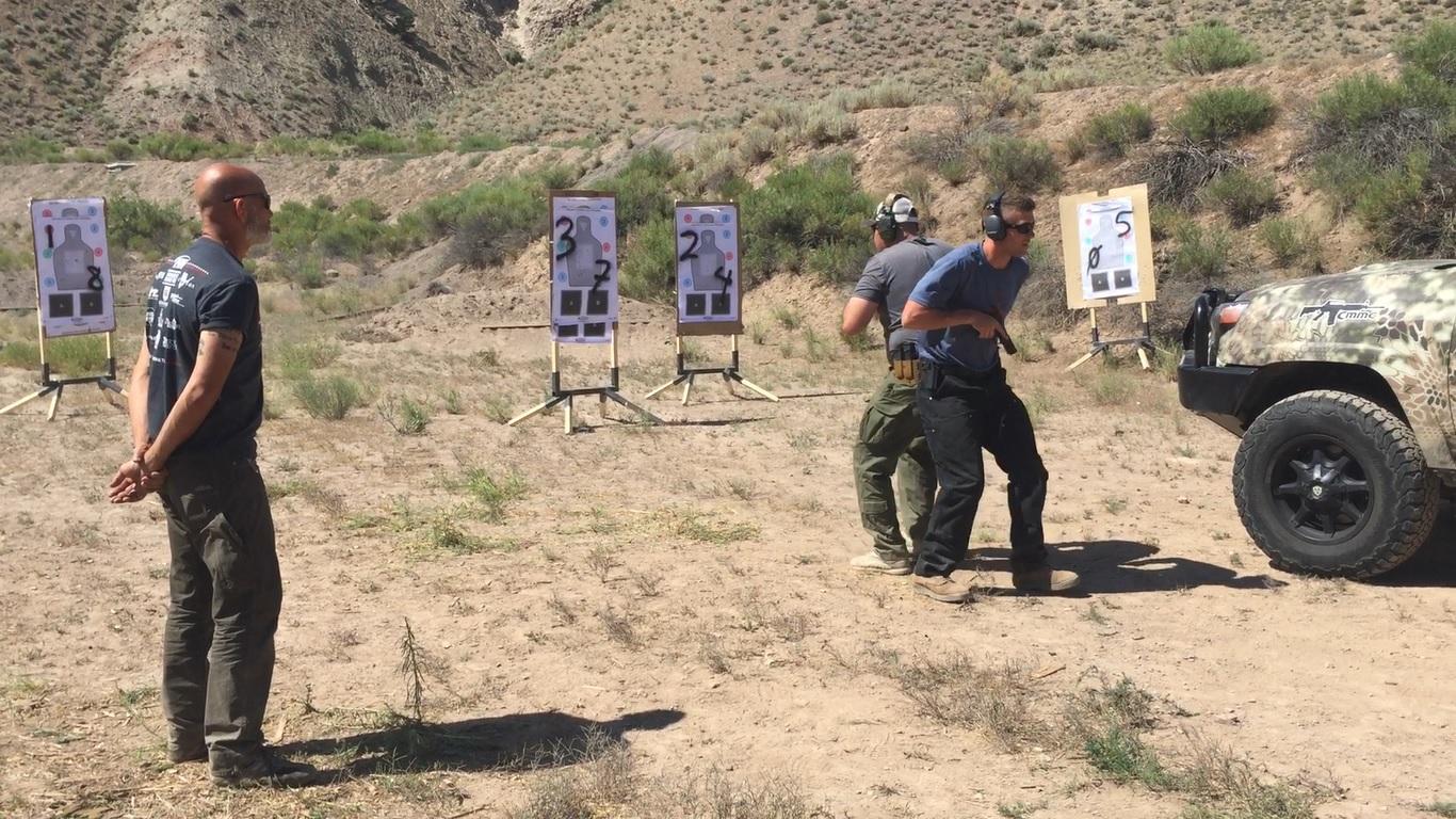 Two Man Training