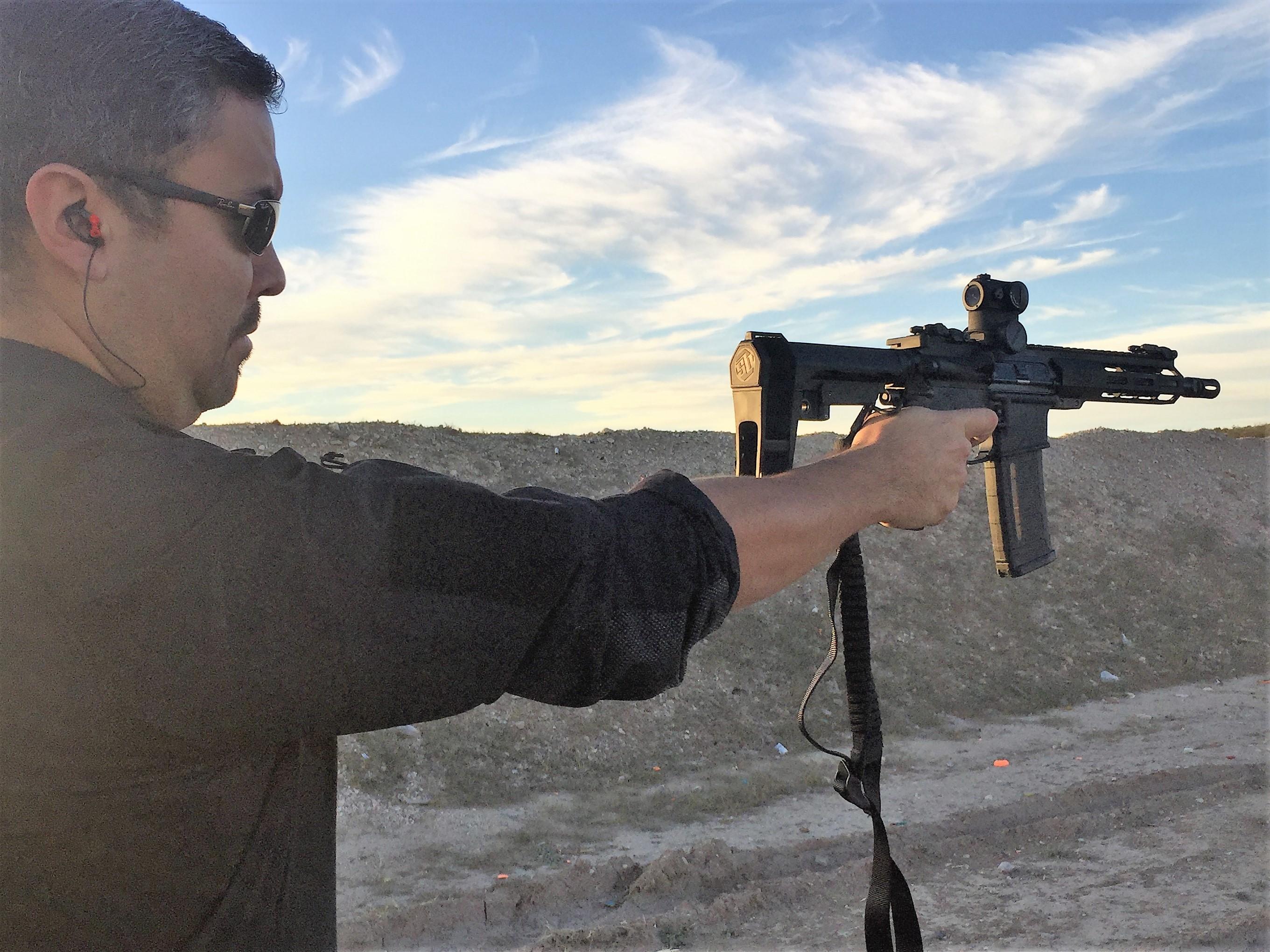Windham Weaponry RP9SFS-7