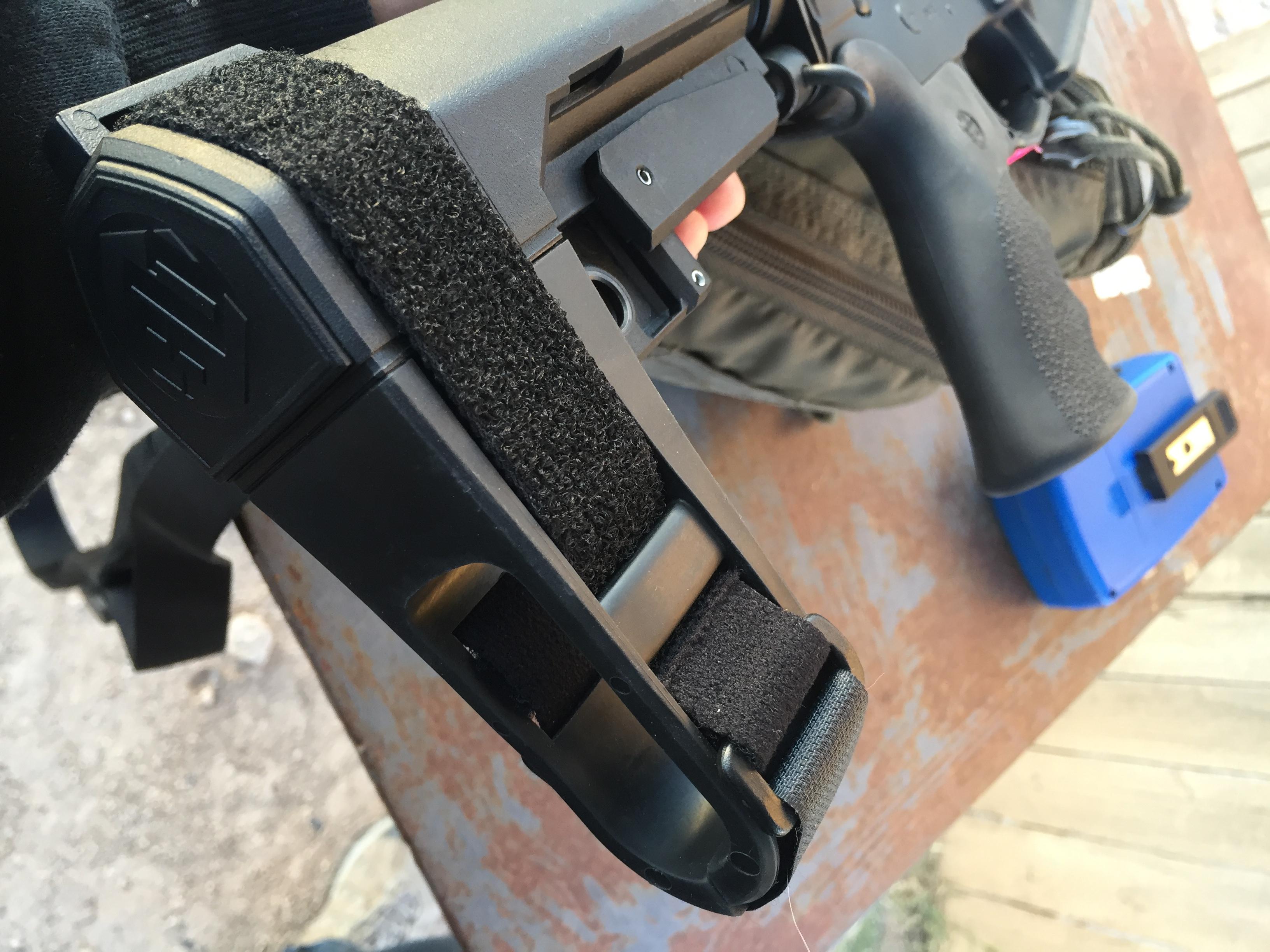 Windham Weaponry RP9SFS-7 4