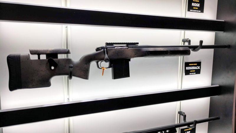 SHOT 2019] NEW Bergera Calibers & Left-Handed Rifles