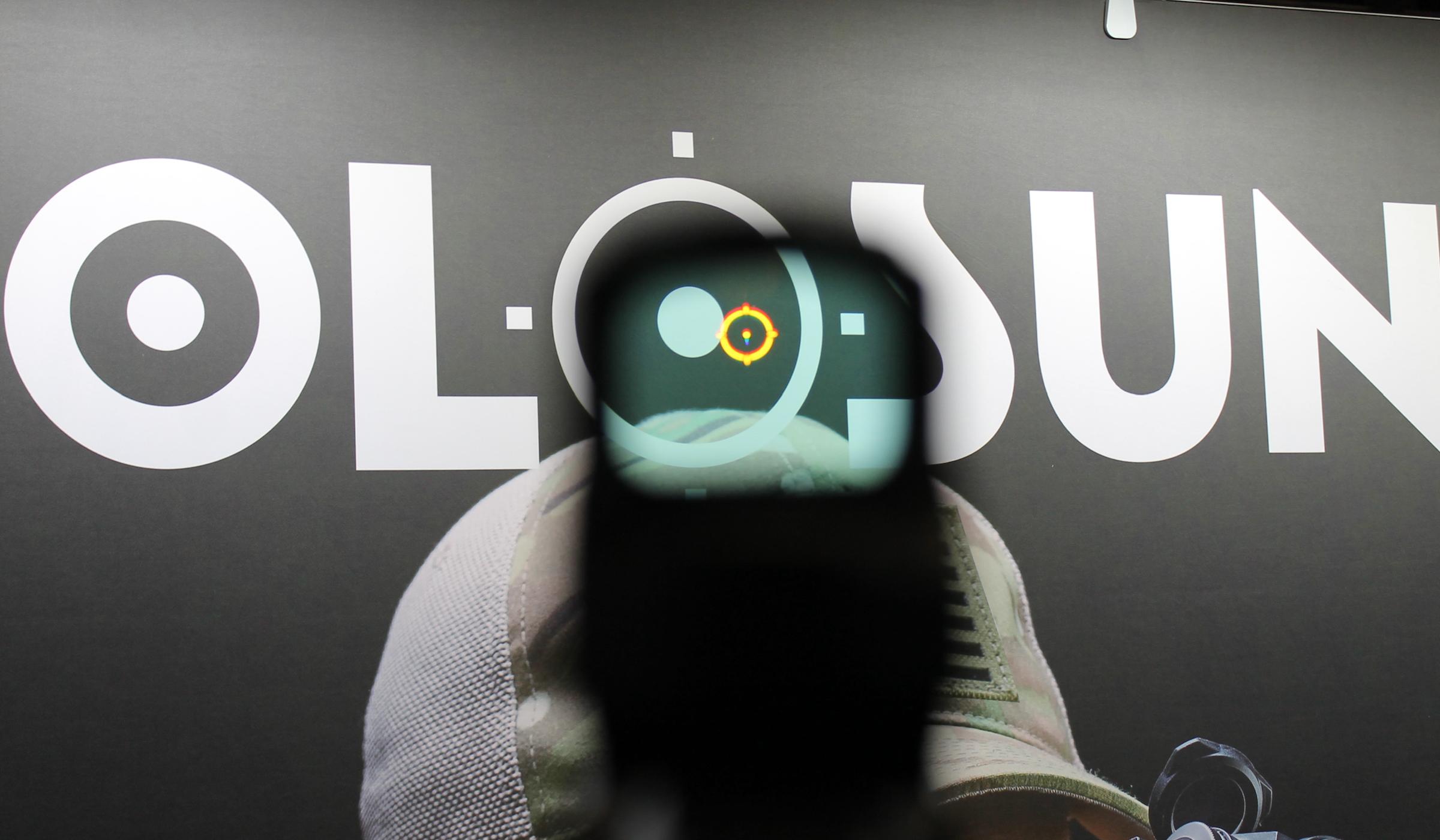 Shot Show 2019 Holosun 507c And Solar Gun Optics Shine