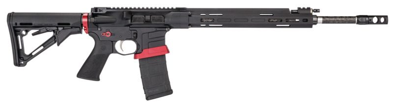 The Savage MSR Competition Series Rifle is available in 5.56mm, .224 Valykrie, and a .308 Winchester MSR-10 version.