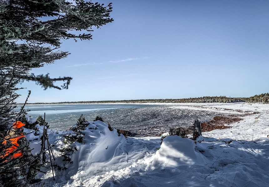 Anticosti Island Whitetail Hunting