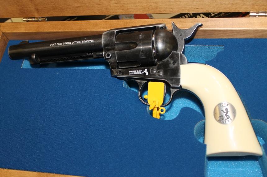 Colt Duke Shootist CO2 Weathered Pellet Revolver Limited Edition air Pistol