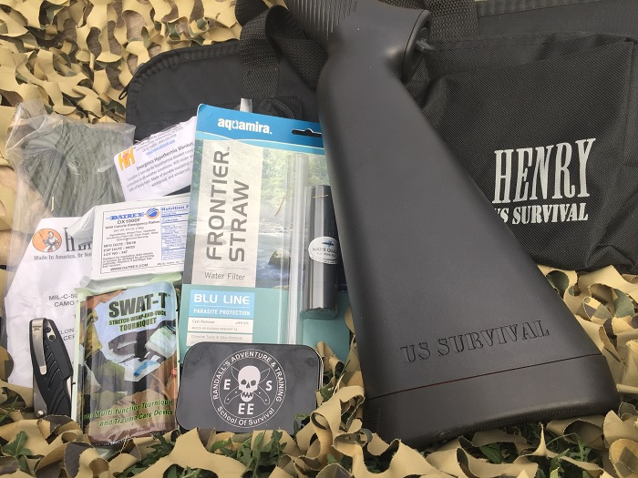 U.S. Survival Pack by Henry Repeating Arms