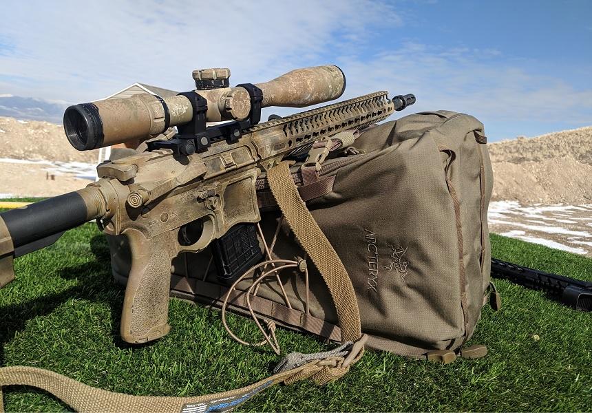 Arc'teryx LEAF Assault Pack