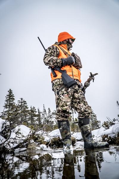 Anticosti Island Whitetail Hunting