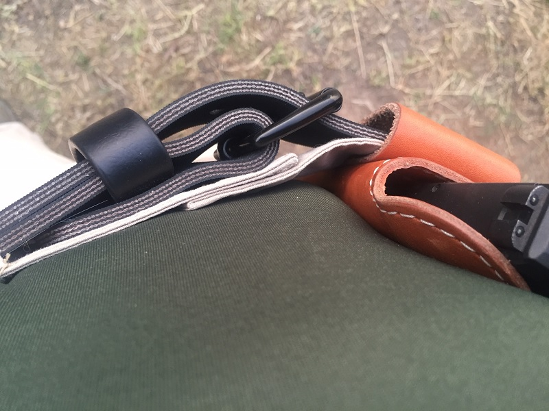 Propper's New Carbon Carry Holster