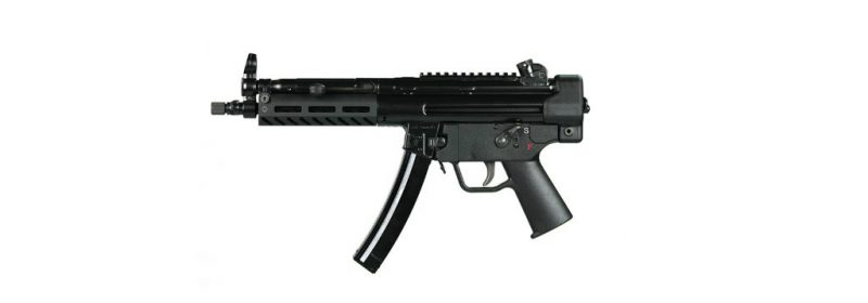 Who doesn't want an MP5? This one is semi-automatic - and legal.