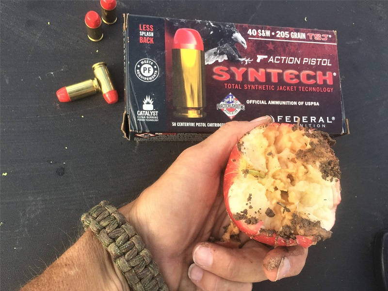 Right Ammo for Self-Defense