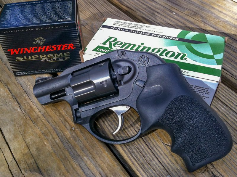 I bought this Ruger LCR .357 Magnum years ago. Since then, they've added .22LR, .22 WMR, and .327 Federal Magnum versions.
