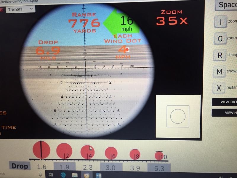 Horus Vision Simulator