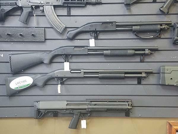 Most Versatile Firearm
