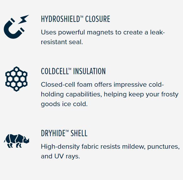 Hydroshield Closure Technology