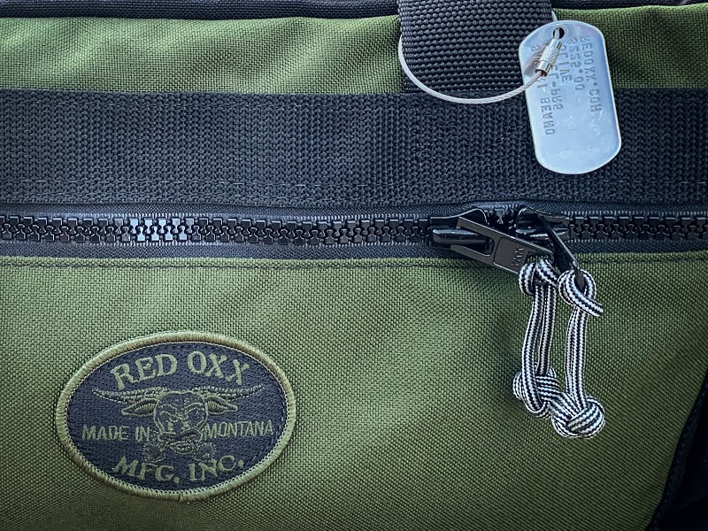 Red Oxx Safari-Beanos Bag PR5