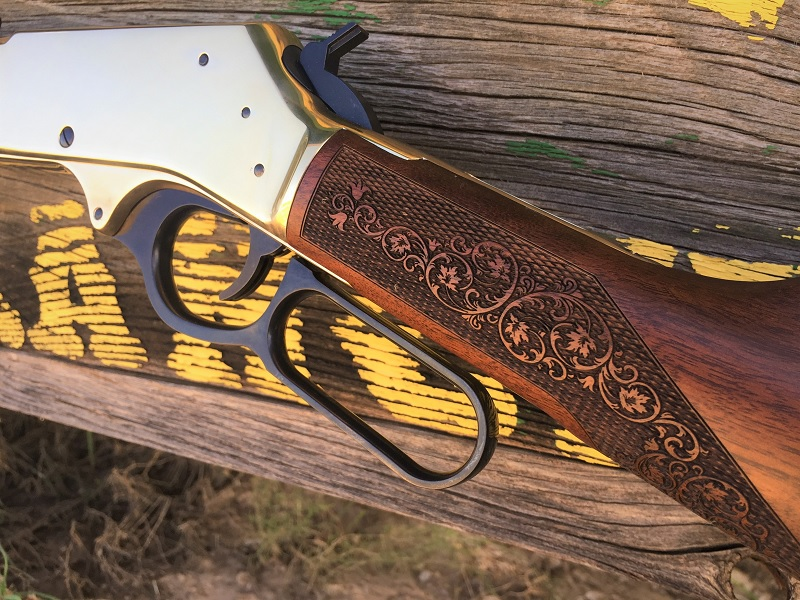 Side Gate Lever Action
