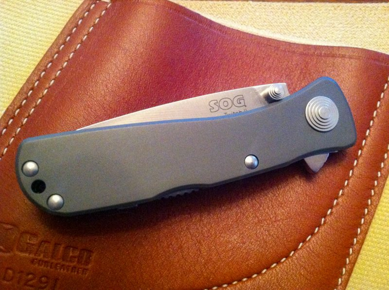 It's not a bad idea to get a little training on how to use a common pocket knife defensively.