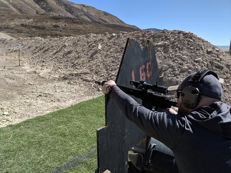 ZEV AR15 Billet Rifle