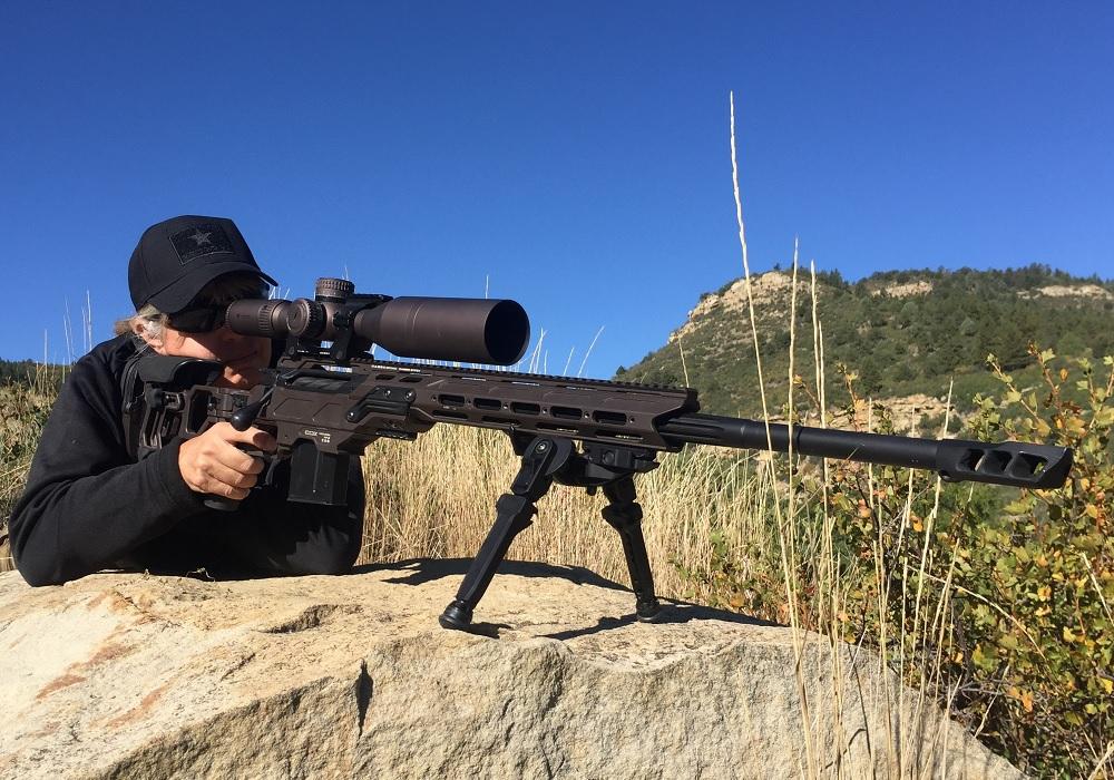 Cadex Defense Precision Rifle