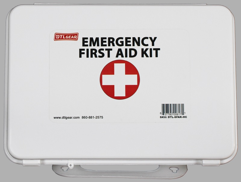 DTLGear First Aid Kit