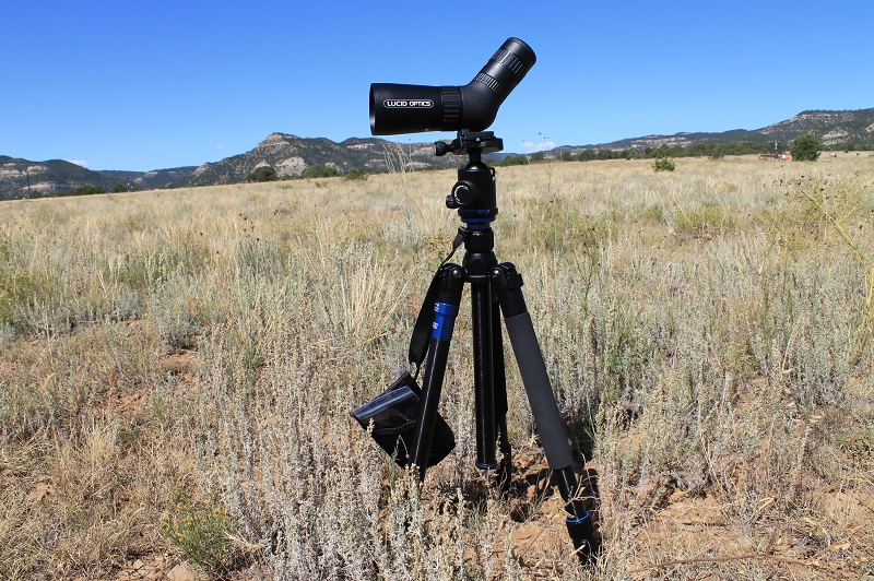 Lucid Optics Spotting Scope