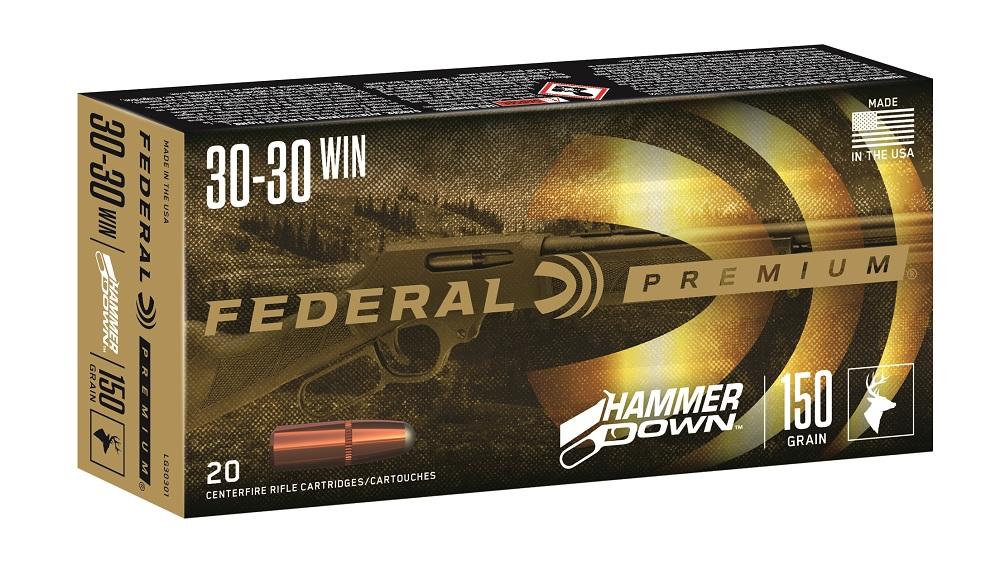 Federal Hammer Down