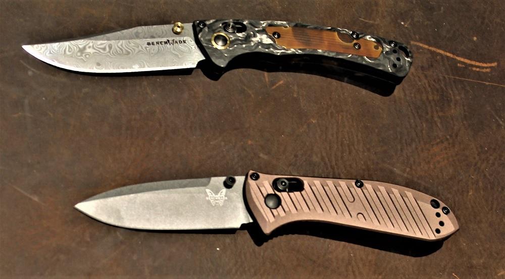 New Benchmade Knives
