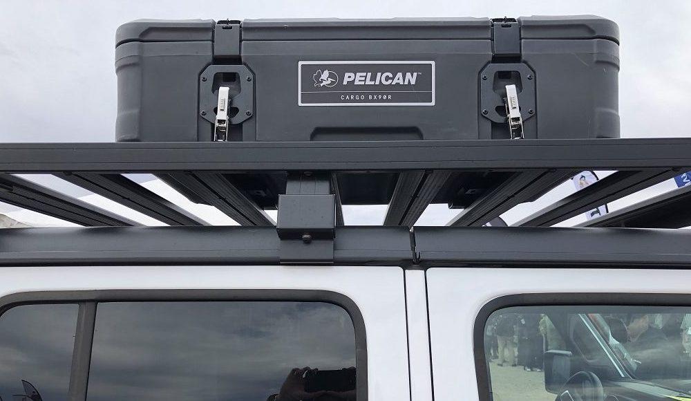 Pelican Cargo Boxes