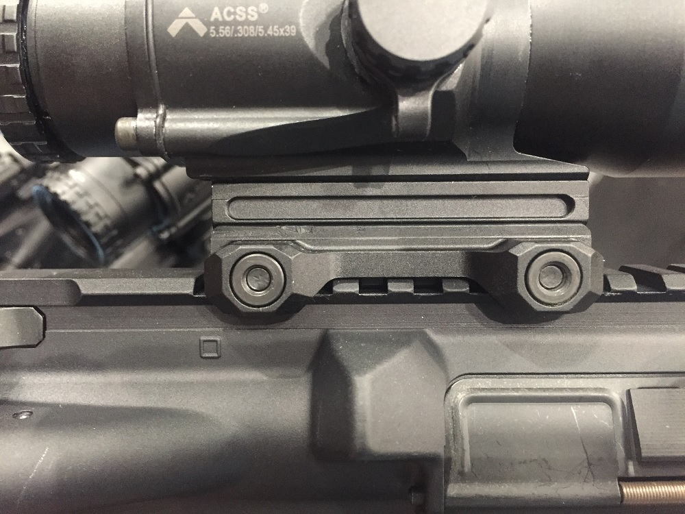 Primary Arms 3rd Gen mounting hardware