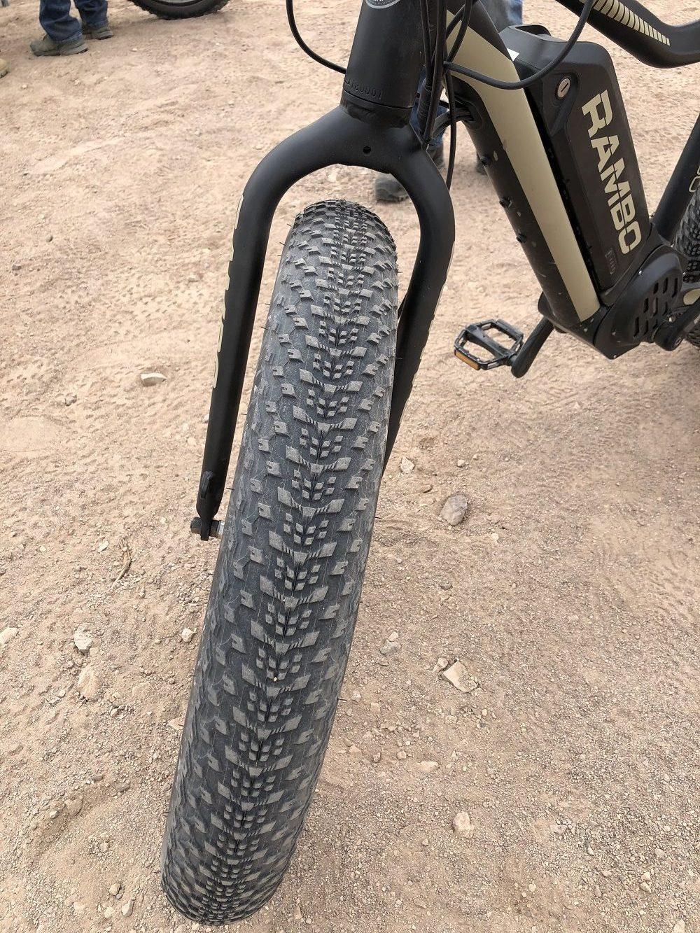 Rambo Fat Tire