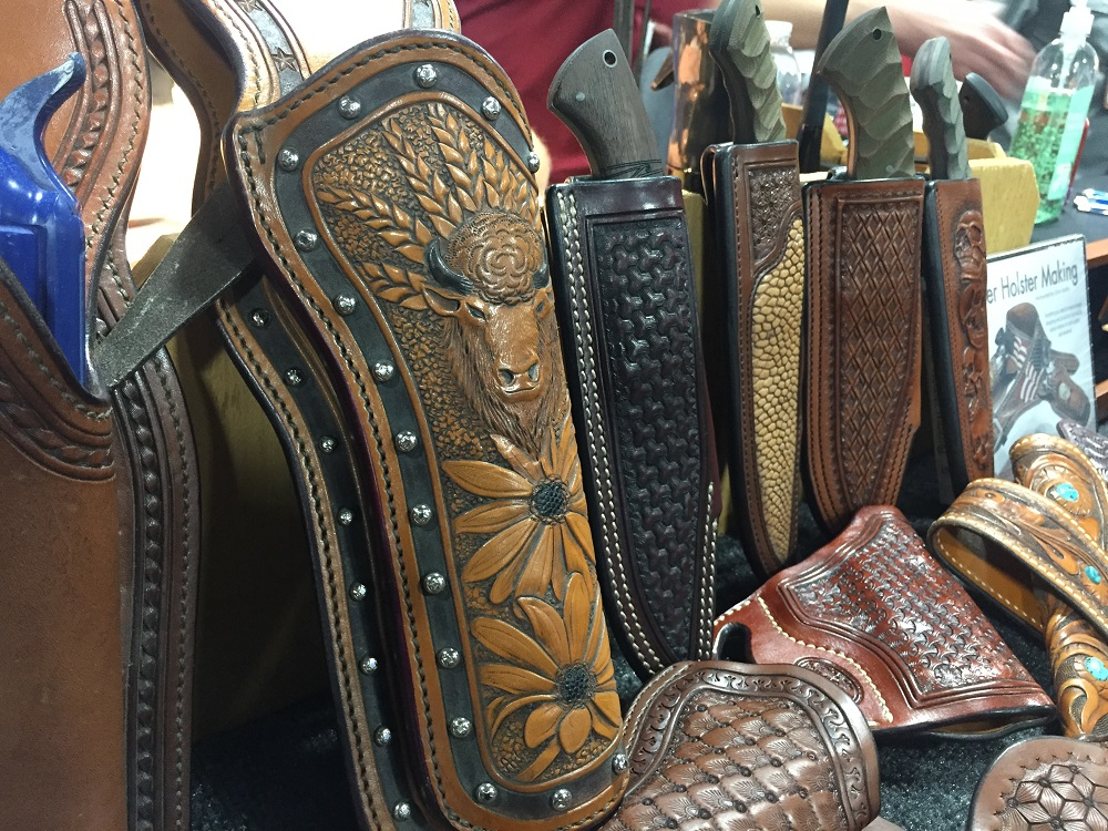 New holsters and sheaths from SHOT Show 2020