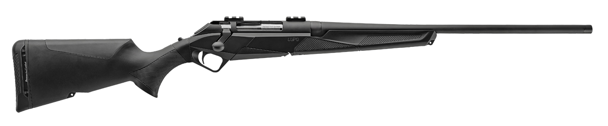 Benelli Lupo bolt-action centerfire rifle.