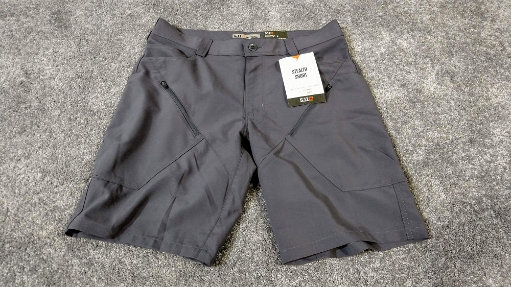 5.11 Tactical Stealth Shorts