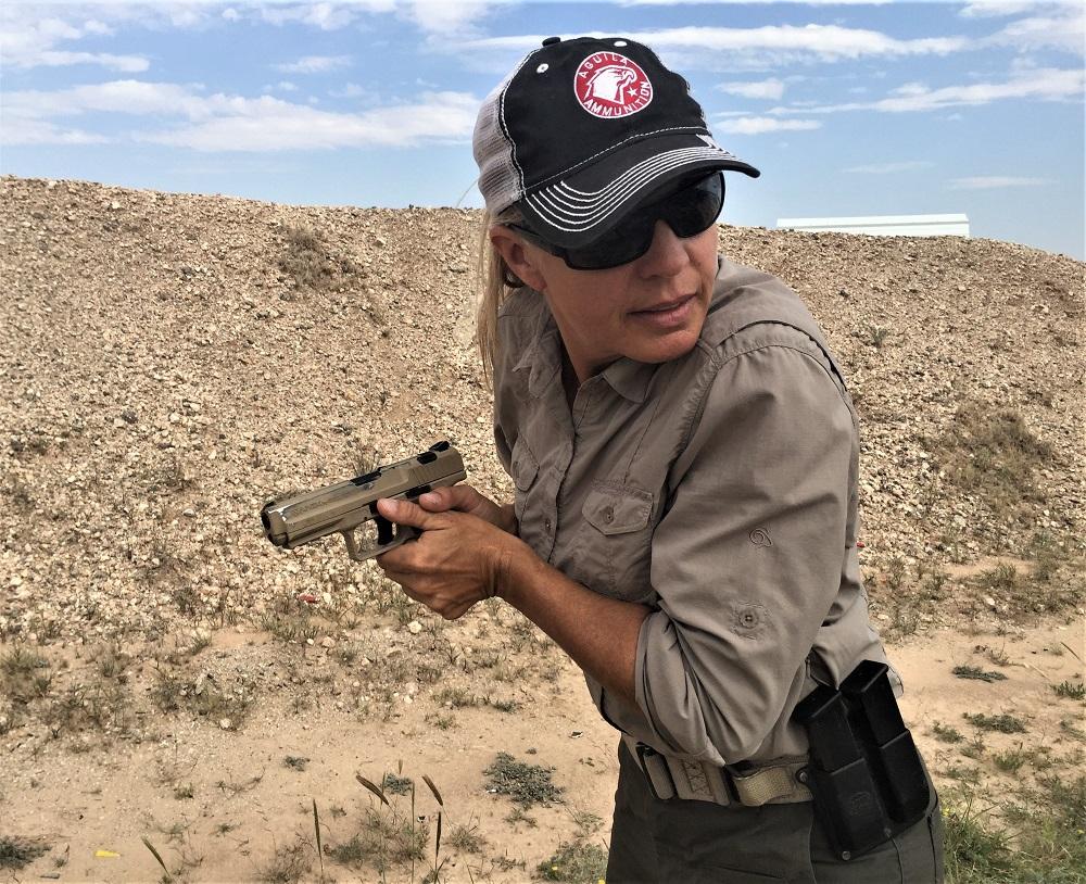 Debated Gun Training Techniques