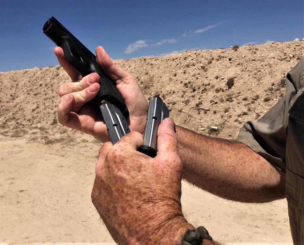 Debated Gun Training Technique