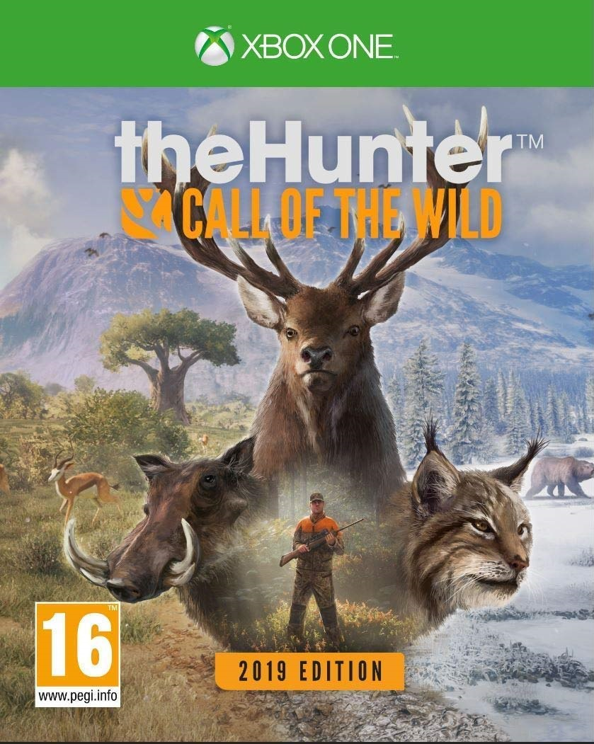 Hunting and Fishing Video Games