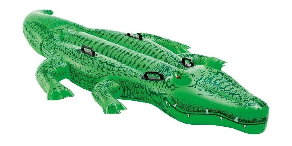 Alligator Pool Float