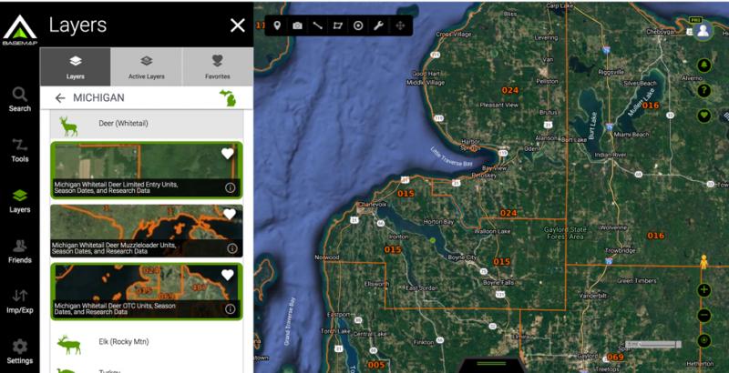 Digital hunting apps 1