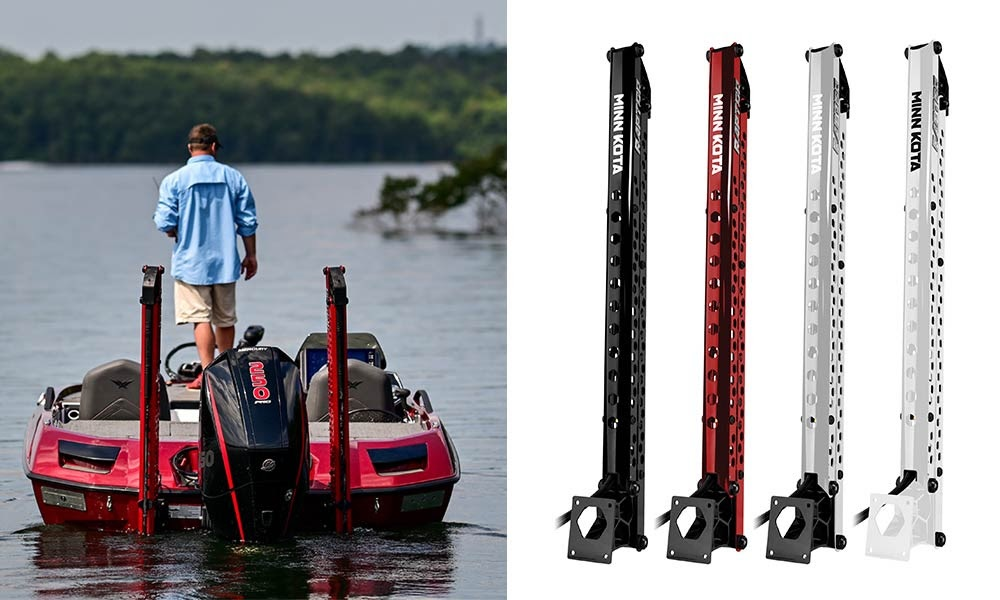 new Raptor shallow-water anchor