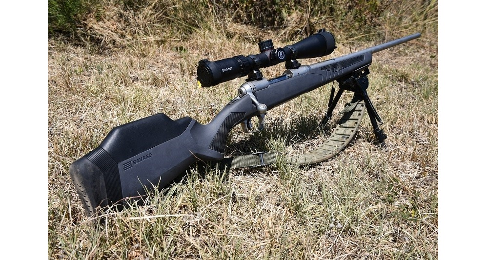 Savage 110 Field Review