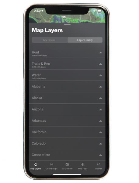 Digital Hunting Maps 9