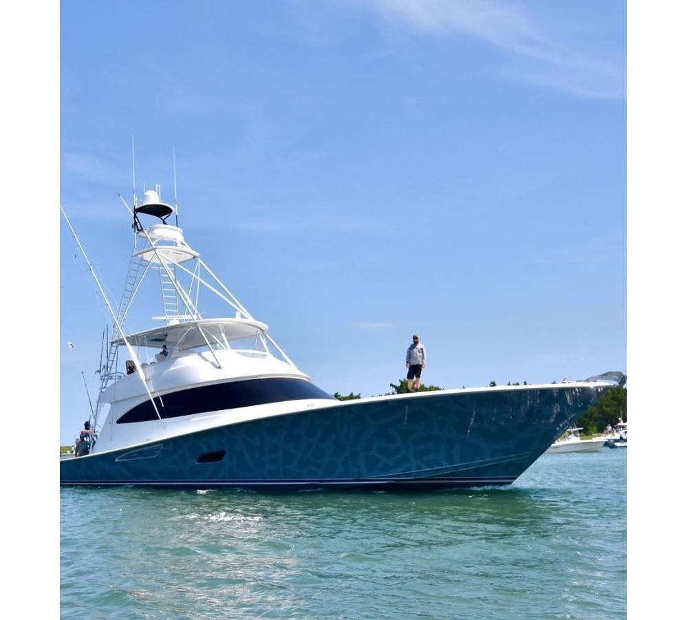Trophy Blue Marlin