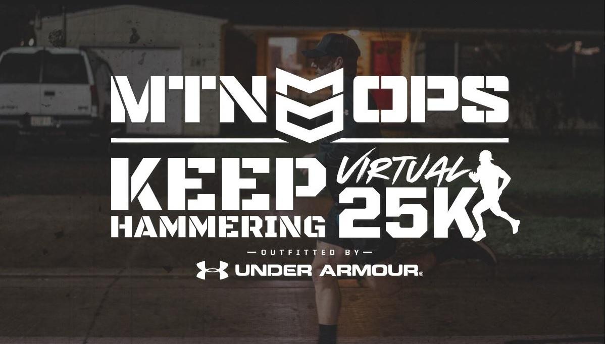 Virtual Keep Hammering 25K