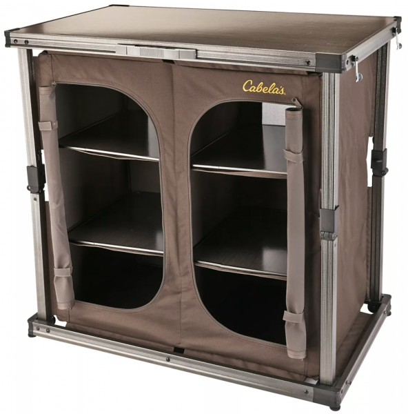 Cabela's 6-Compartment Camp Cupboard 2