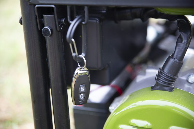 Cabela's Outdoorsman 9000/11250-Watt Generator 2