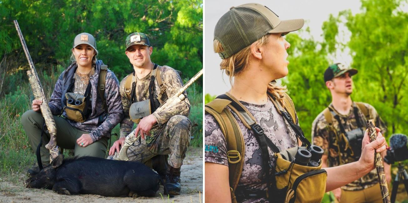 How to Survive Being the Only Woman in Hunting Camp
