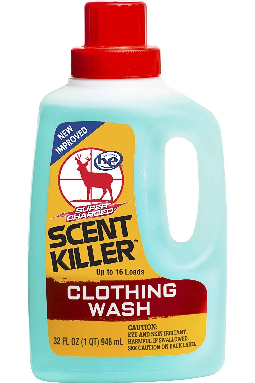 Scent Elimination Clothing Wash