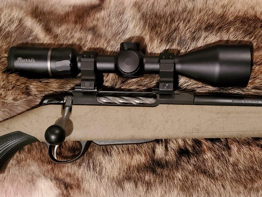 Burris Fullfield IV 4-16x50mm